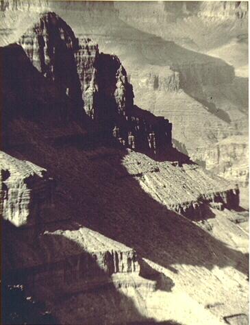 Alvin Langdon Coburn The Temple of Ohm